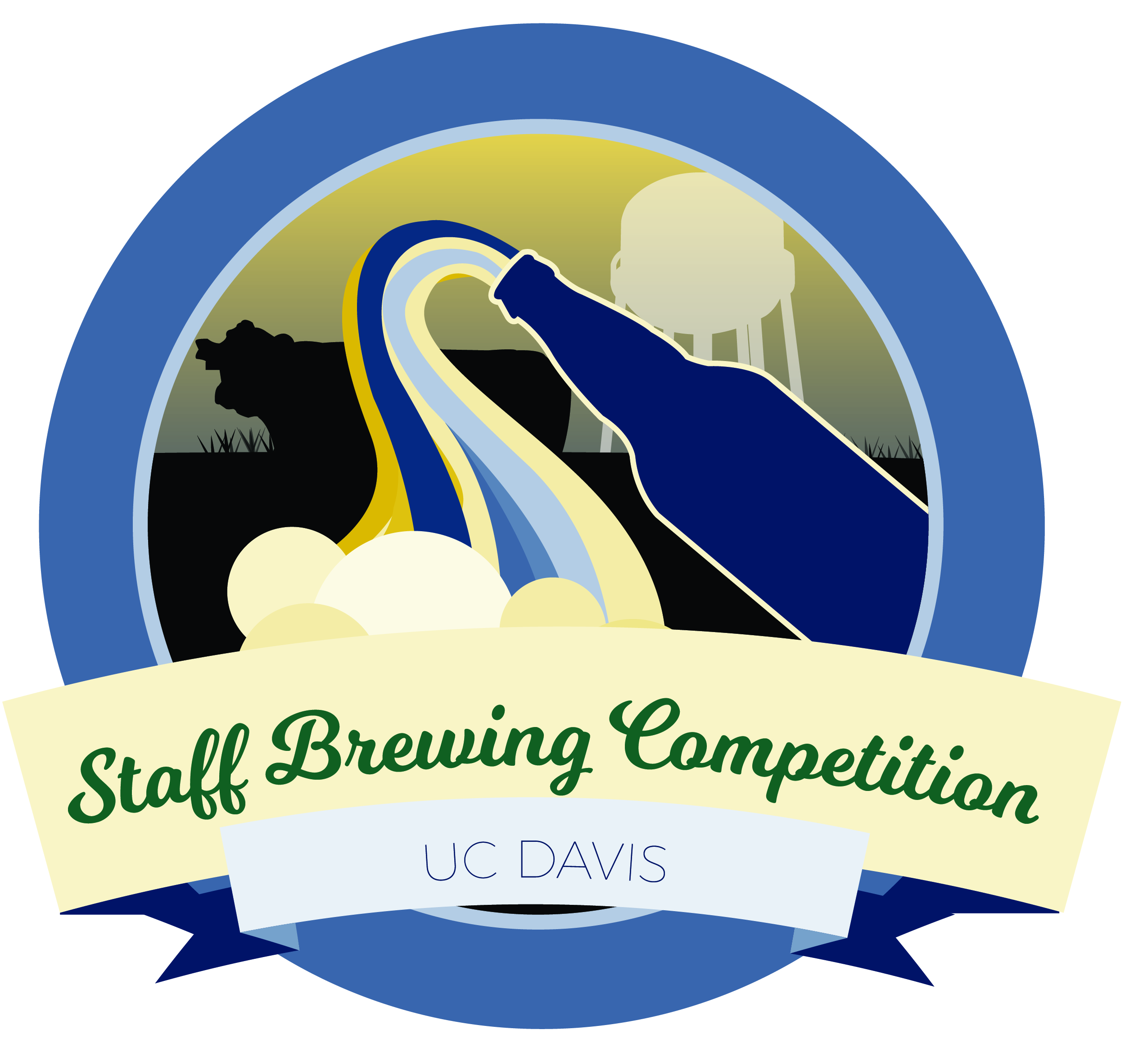 Staff Brewing @ UC Davis