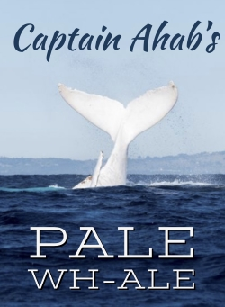 Here For Beer: Captain Ahab's Pale Wh-Ale Label
