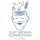 Staff Brewing Competition 2019 UC Davis Logo